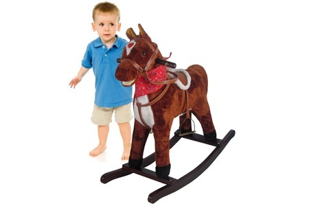 Rocking Horse for R545 Including Delivery (45% Off)