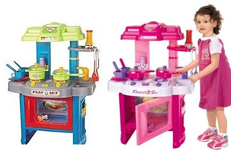 Kitchen Play Set for R399.99 Including Delivery (33% Off)