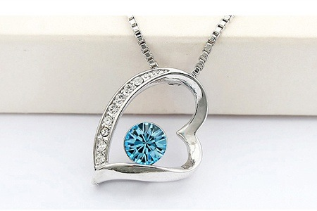 Love Heart Pendant for R249 Including Delivery (50% Off)