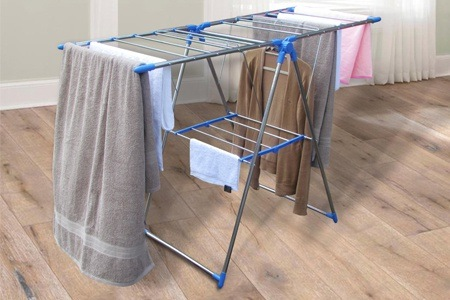 Stainless Steel Clothes Stand for R449.99 Including Delivery (36% Off)