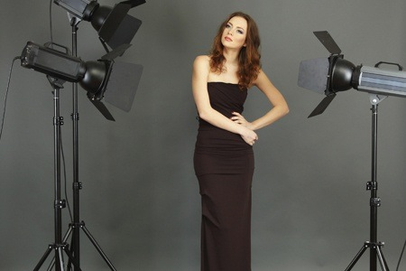 Studio Photoshoot and Prints from Andrew Howes Photography