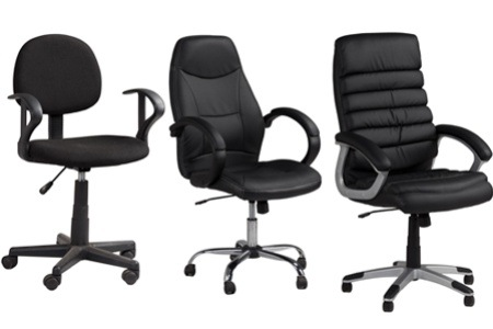 Choice of Luxury Office Chairs from R699 Including Delivery (Up to 30% Off)