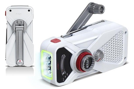 Hand Turbine Radio and LED Flashlight For R359.99 Including Delivery (35% Off)