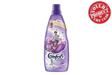 Two 800ml Bottles of Comfort Lavender for R40 with Free Delivery (50% Off)