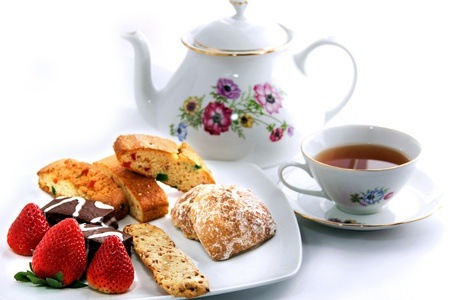 Tea Tasting Plus a Selection of Biscuits For Up To Six People at TeesTube
