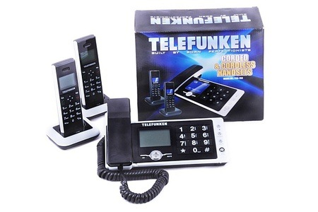 Clock Deck Phone for R599 Including Delivery (25% off)