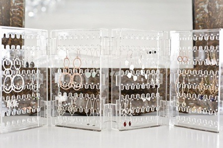 Jewellery Organiser and Earring Holder from R269 Including Delivery (Up to 33% off)