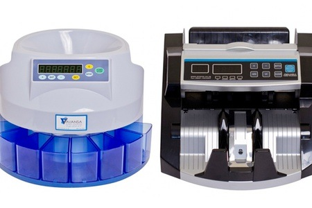 Money Counting Machines from R2 999 Including Delivery (25% Off)