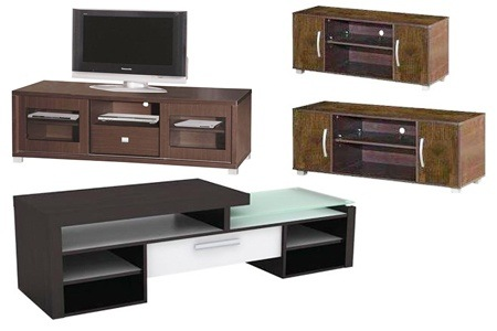 Choice of TV Entertainment Units from R859.99 Including Delivery (Up to 51% Off)