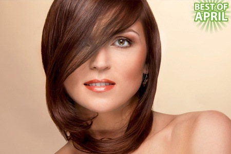 Best of April: Brazilian Treatment, Cut and Blow Dry from Leearts Hair and Beauty