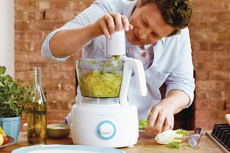 Philips Jamie Oliver Food Processor for R1 699.99 Including Delivery (15% Off)