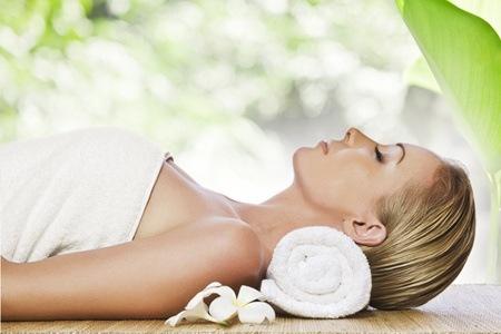 Full Body Massage, Pedicure and Foot Soak at Beauty Secrets
