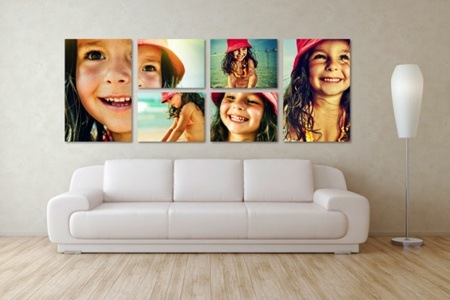 A4 to A0 Canvas Prints from Wild Art