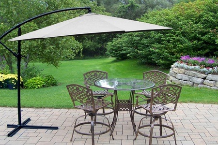 Fine Living Cantilever Umbrella for R1 199.99 Including Delivery (40% Off)