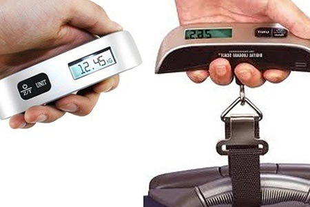 Camry Digital Luggage Scale from R189.99 Including Delivery (Up to 35% off)