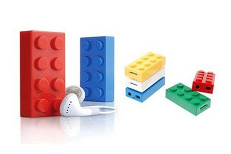 Lego Inspired MP3 Player For R199 Including Delivery (50% Off)