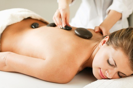 Indian Head Massage with a Full Body Hot Stone Massage at Sheer Indulgence
