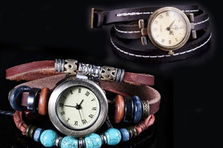 New Vintage Watches from R249.99 Including Delivery (Up to 62% off)