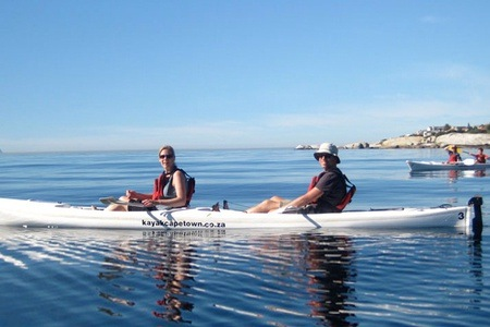 Two Hour Kayak Trip with Kayak Cape Town
