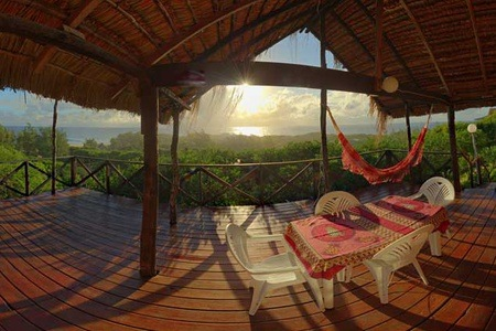 Mozambique: Self-catering Stay for up to Four People at Paradise Dunes