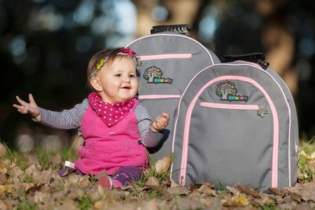TjailaBaby Diaper Backpack for R449.99 Including Delivery (43% Off)