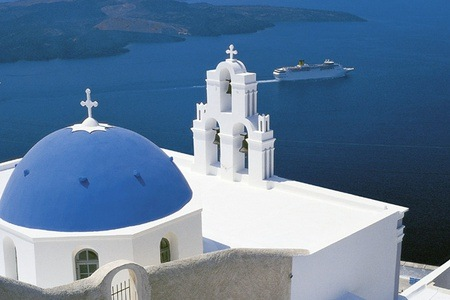 Luxury Cruise: Seven-Night Greece and Turkey Cruise for Two Aboard the Costa Classica