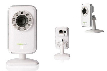 ImogenStudio Wireless IP Camera for R699 Including Delivery (50% off)
