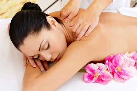Swedish Massage, Facial, Wrap and Foot Treatments at Pure Bliss Day Spa