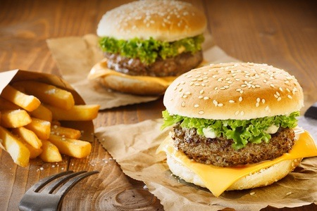 Any Gourmet Burger off The Menu and a Drink at The Mount Restaurant and Bar