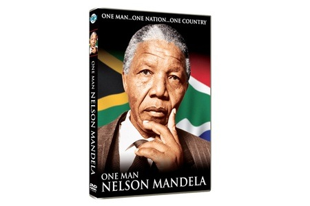 One Man.. Nelson Mandela DVD for R149 Including Delivery (40% off)