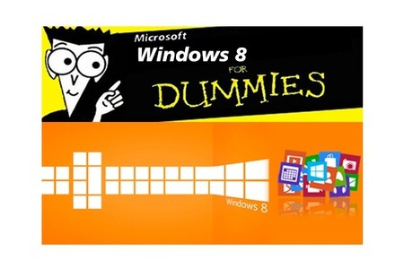Windows 8 for Dummies Online Course for R390 (40% off)