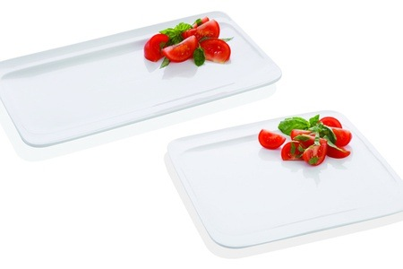 Maxwell & Williams White Basics Secrets Platters from R349.99 Including Delivery (Up to 35% off)