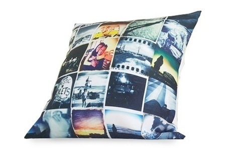 Personalised Photo Cushion from R349.99 (Up to 62% Off)