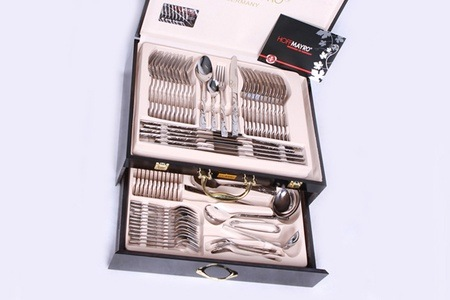 Hoffmayro 18/10 Stainless Steel 72-Piece Cutlery Set for R829.99 Including Delivery (54% Off)