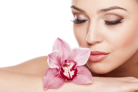 Cleansing Facial and Eyelash Extensions at Diva Beauty Studio