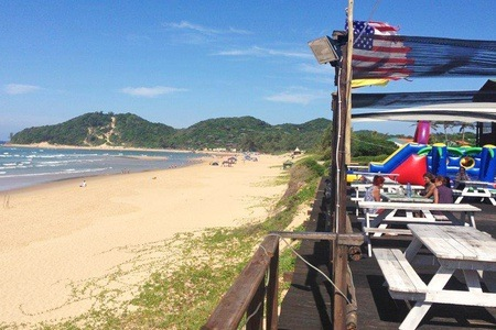 Mozambique: B&B Accommodation for Two at Paraiso do Ouro Beach Front Resort