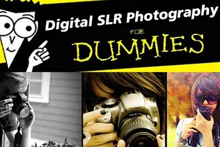 Digital SLR for Dummies Online Course for R390 from e-Careers (80% off)