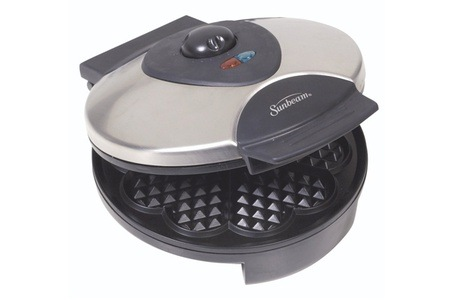 Sunbeam Waffle Maker for R279.99 Including Delivery (26% off)