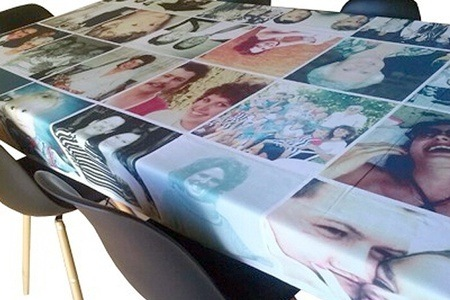 Professionally Printed Photo Tablecloth from R599.99 (Up to 46% off)