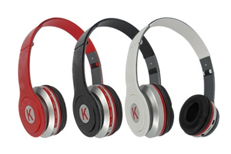 High Definition Foldable Headphones for R399 Including Delivery (26% off)