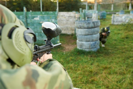 Two-Hour Paintball Game at SWAT Paintball