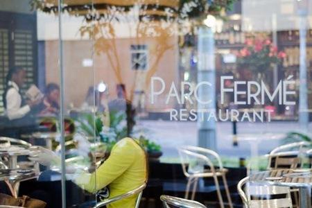 Prepare For Winter: Five Course Set Menu at Parc Fermé