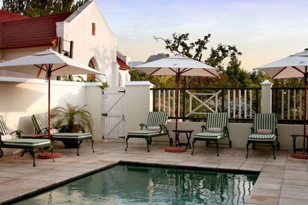 Franschoek: Stay for Two Including Breakfast and Chocolate Making at Klein Oliphant's Hoek Boutique Hotel