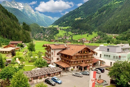 Austria: Package Accommodation for Two at Gutshof Zillertal
