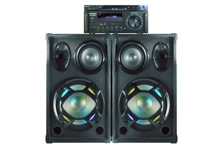 14 000w Telefunken Bluetooth Entertainment Centre for R5 399 Including Delivery (14% off)