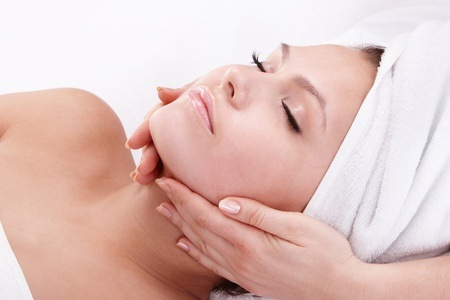 Facial, Mini Manicure and Massage at Body Haven at Salon Dream Hair