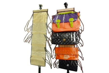 Hanging Handbag Organiser from R110, Including Delivery (Up to 71% Off)