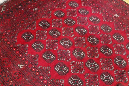 Traditional Afghan Persian Rug from R1 695 Including Delivery (Up to 75% Off)