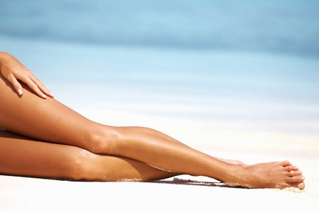 Five Laser Hair Removal Sessions at Jelly Beans Nail & Massage