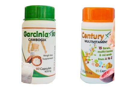 Garcinia Cambogia Health Bundle for R349 Including Delivery (50% Off)